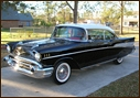 57 Chevy BelAir 2 Door Hardtop